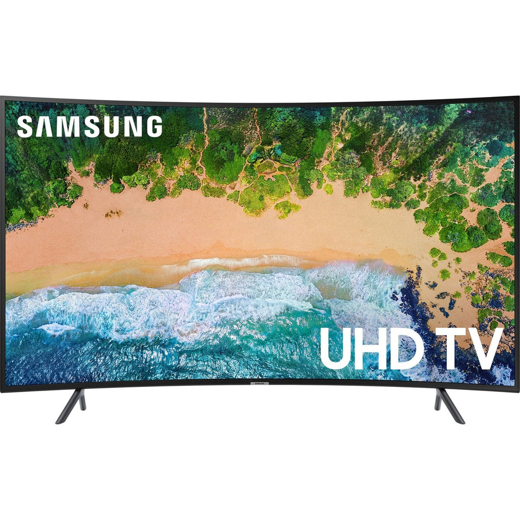 Samsung 4K Ultra HD Smart Curved LED TV UA49NU7300 49inch