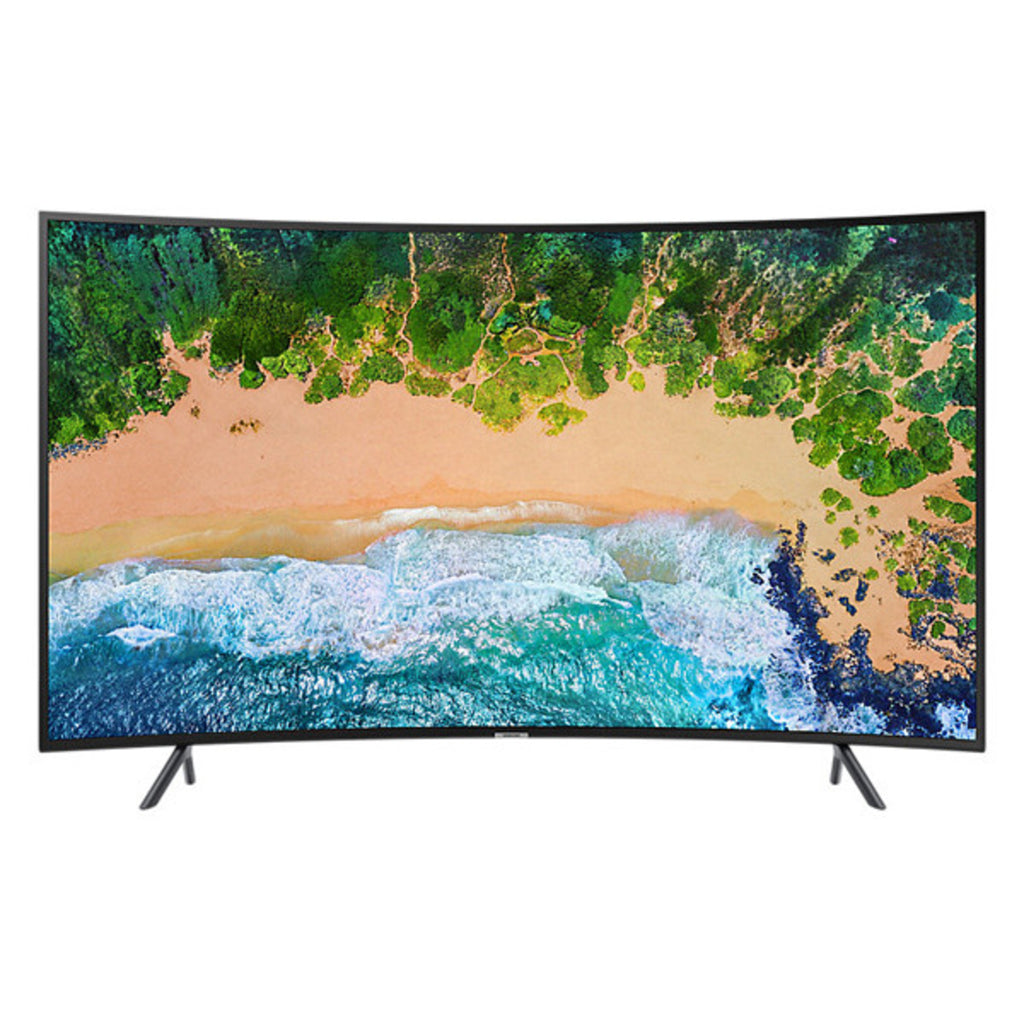 Samsung 4K Ultra HD Smart Curved LED TV UA55NU7300 55inch