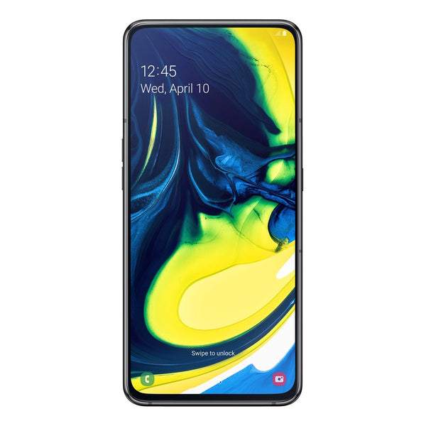 Samsung Galaxy A80 - 128GB 8GB RAM Phantom Black