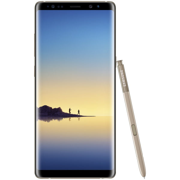 Samsung Galaxy Note 8  6GB RAM/64GB SMN950F Maple Gold