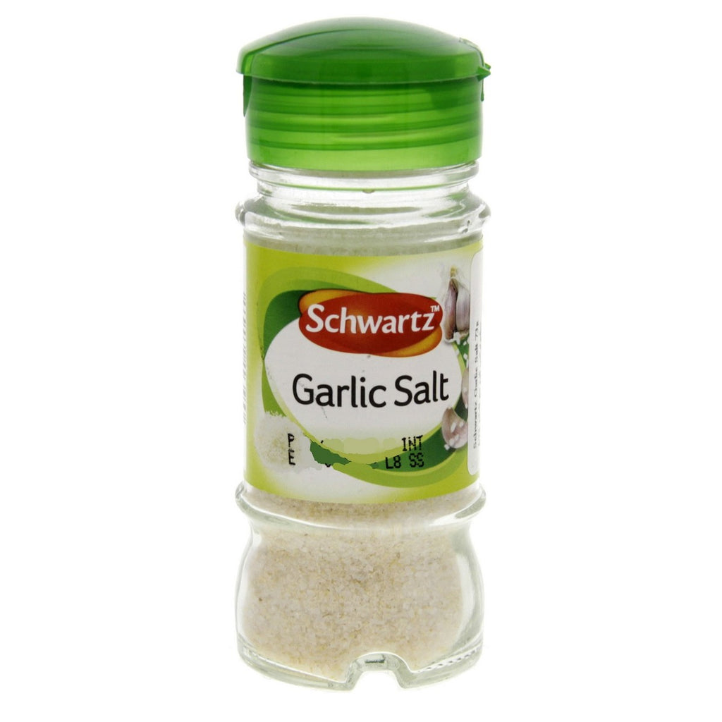 Schwartz Garlic Salt 73g