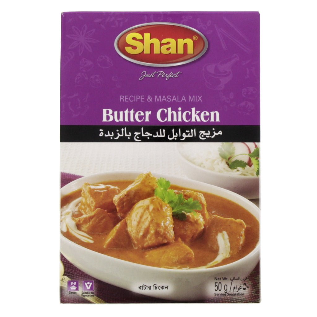 Shan Butter Chicken Masala 50g
