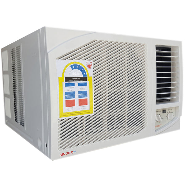 Singer Window Air Conditioner WSP18CM 1.5Ton