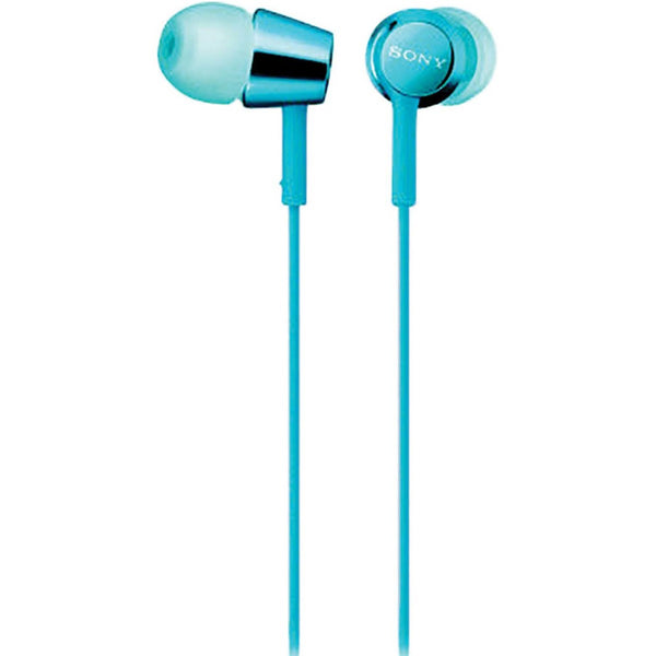 Sony In-Ear Headphone MDR-EX155 Blue