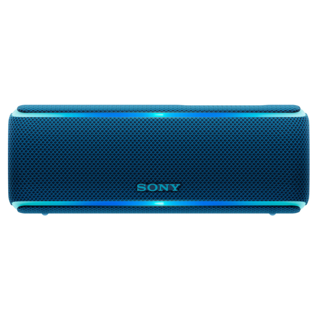 Sony Wireless Bluetooth Speaker SRSXB21 Blue