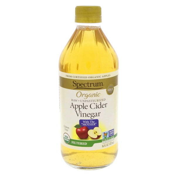 Spectrum Organic Apple Cider Vinegar 473ml