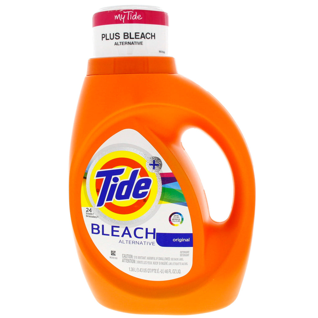 Tide + Bleach Alternative Original 1.36Litre