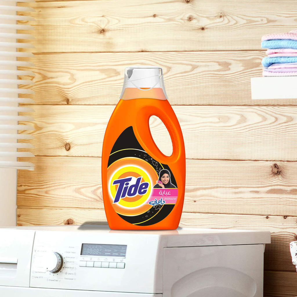 Tide Abaya Automatic Liquid Detergent with Essence of Downy 1.05Litre