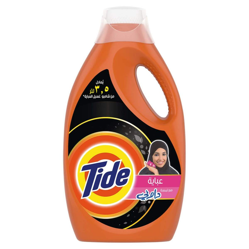 Tide Abaya Automatic Liquid Detergent with Essence of Downy 2.5Litre