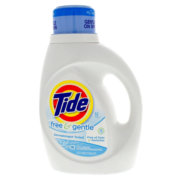 Tide Free & Gentle Washing Liquid 1.47Litre