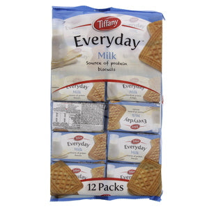 Tiffany Everyday Milk Biscuits 50g X 12 Pieces