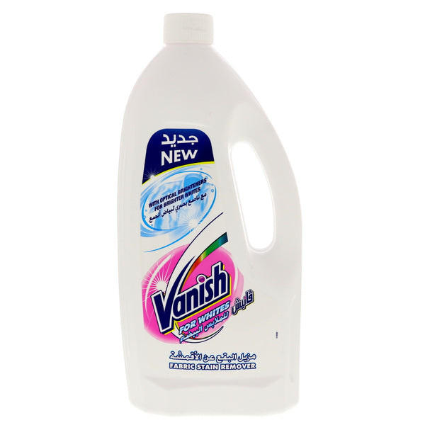 Vanish Fabric Stain Remover For Whites 900ml