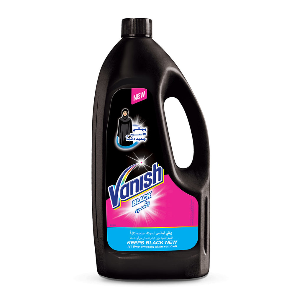 Vanish Stain Remover Liquid Black 900ml