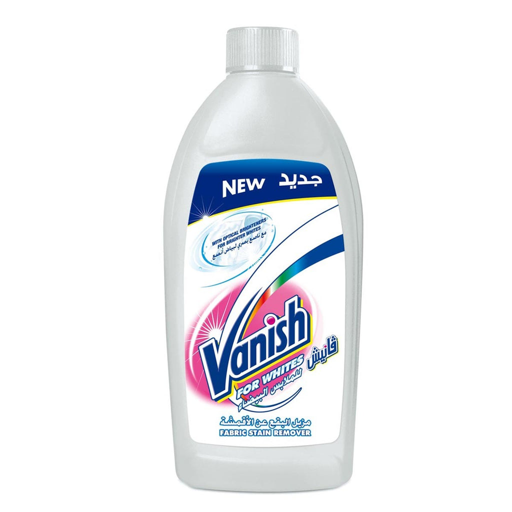 Vanish Stain Remover Liquid White 500ml