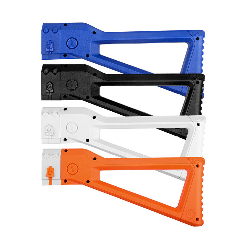 WORKER ABS Plastic AK Multi-Color Tail Bracket Toys For Nerf