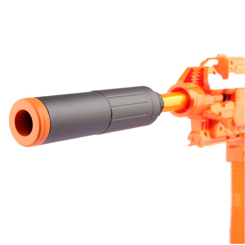 WORKER ACC CBQ Suppressor Front Tube For Nerf N-strike Elite Retaliator Toys Accessory