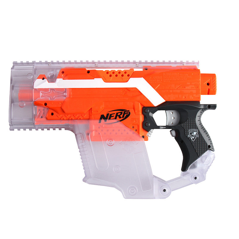 WORKER Mod Kits For Nerf Stryfe Toys Color Clear