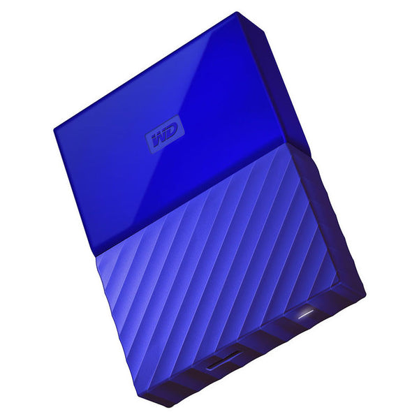 Western Digital My Passport Hard Drive 2TB Blue WDBS4B0020BBL