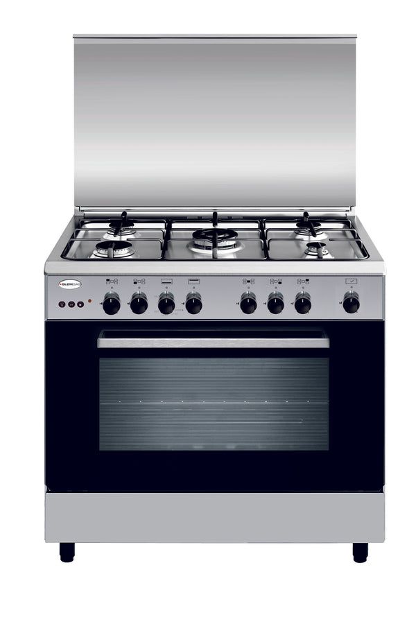 Glemgas 5 Gas Burners Cooker