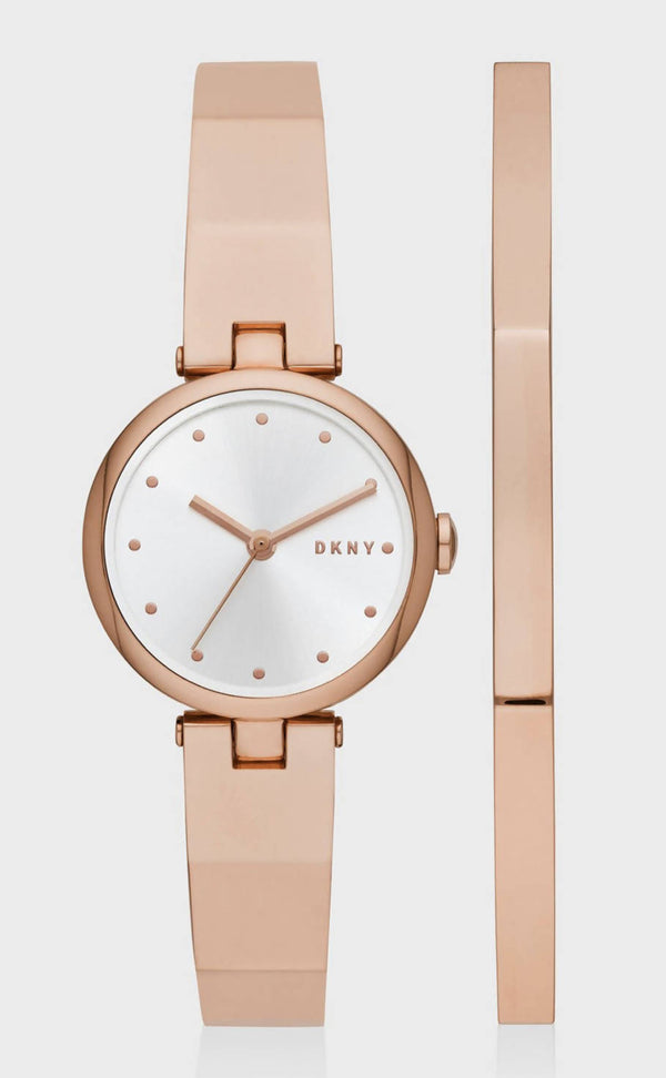 DKNY NY2811 Eastside Watch+Bracelet Gift Set