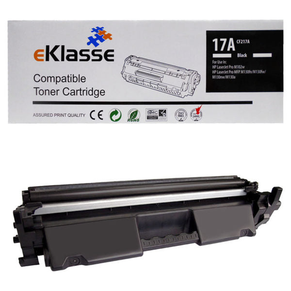 Eklasse EKCF217A Laserjet Toner Cartridge Black