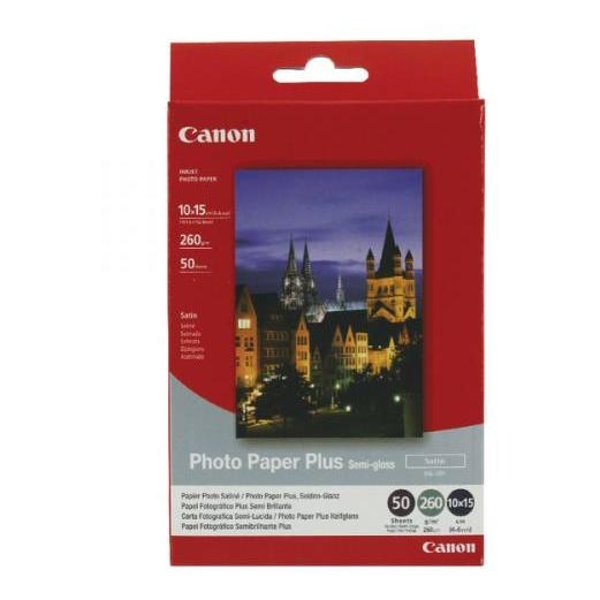 Canon Photo Paper Glossy 50 Sheets SG-201