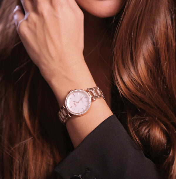 COACH Crystal Park Lady Watch والهدايا