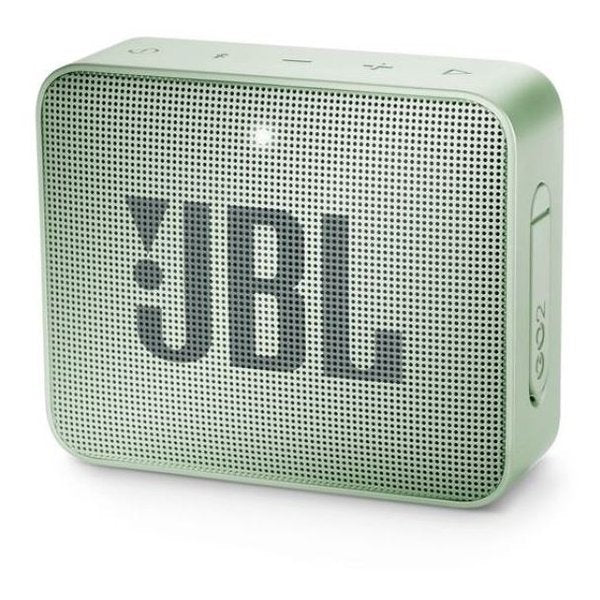 JBL GO2 Portable Bluetooth Speaker Mint