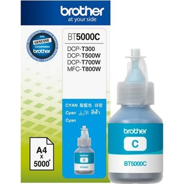 Brother BT5000 Ink Tank Cyan