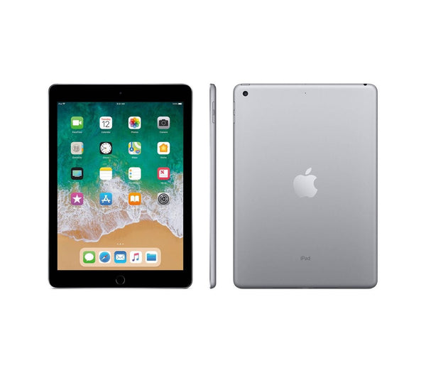 Apple iPad 6 128GB 4G with Facetime (2018) Space Grey