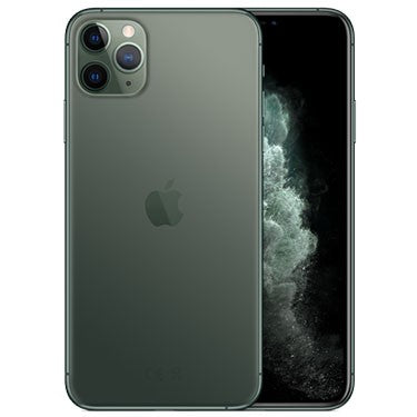 Apple iPhone 11 Pro Max -512 GB -A2161 - مع وقت للوجه - Nano Sim و E-sim