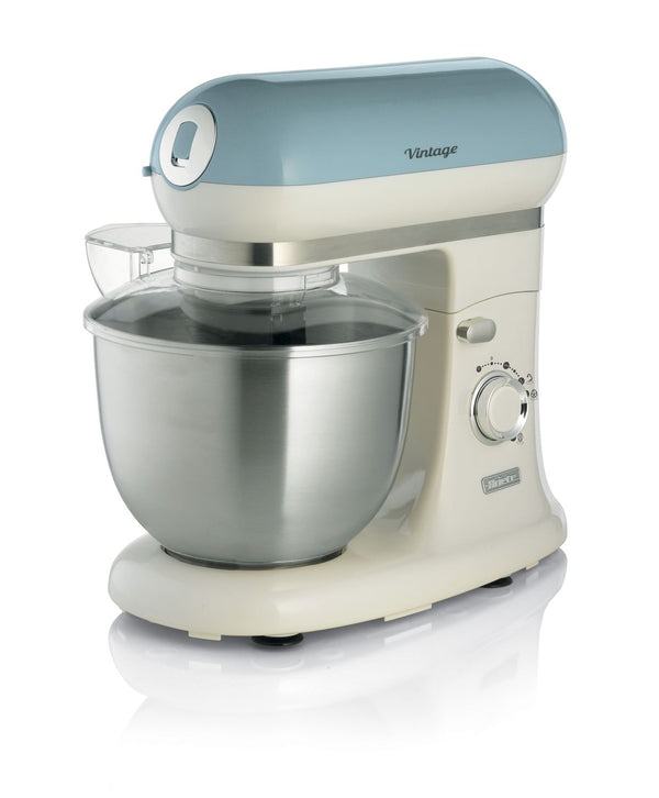 Ariete Mixer W/Bowl 1588Km Cream/Blue