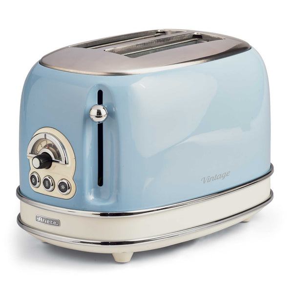 Ariete Toaster 2 Slice 0155Tp Cream/Blue