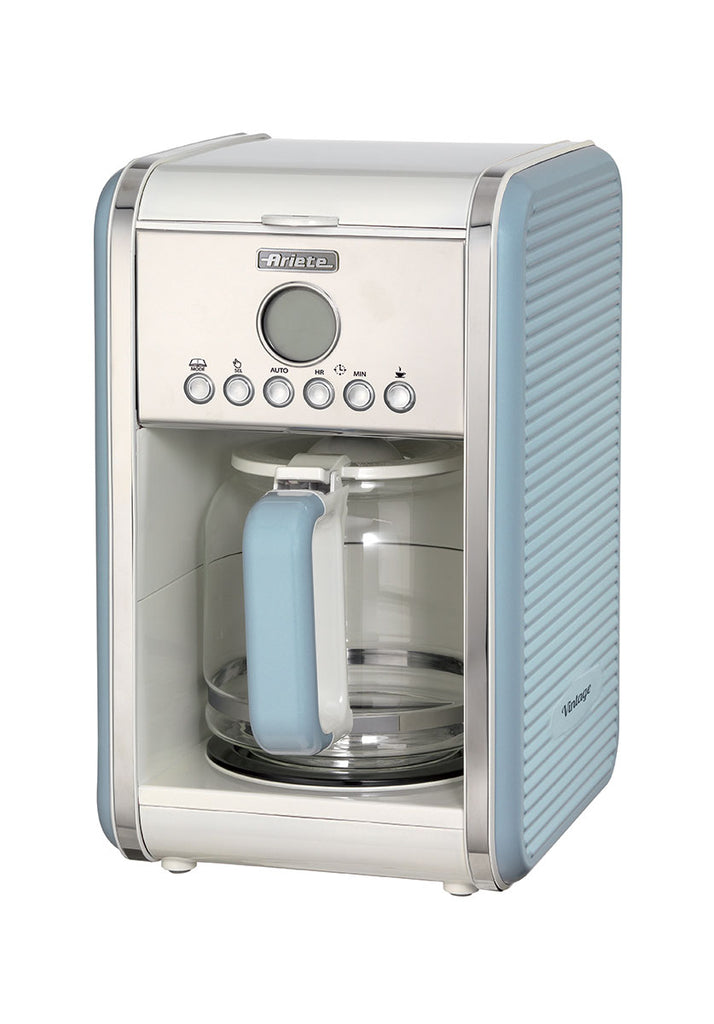 Ariete Coffee Maker 1342Caf Cream/Blue