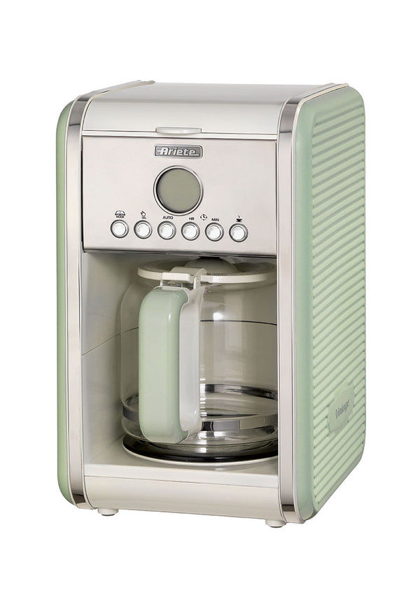 Ariete Coffee Maker 1342Caf Cream/Green