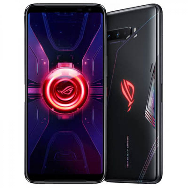 Asus ROG Phone 3 - 128GB,12GB RAM Black-Chinese version-Snapdragon 865+