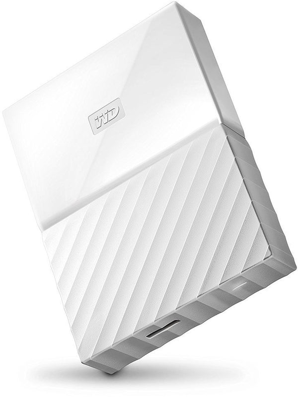 Western Digital WDBYFT0040BBL My Passport Hard Drive 4TB