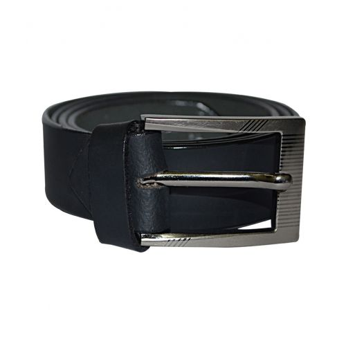 Black Leather Formal Belts