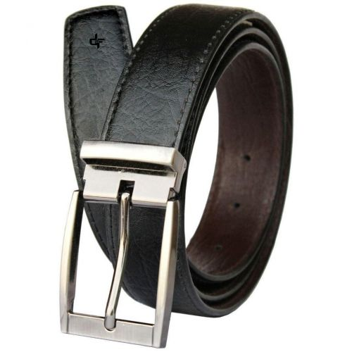 Fashion Black Leather Belt