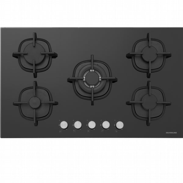 Silverline 90Cm Built In Gas Hob