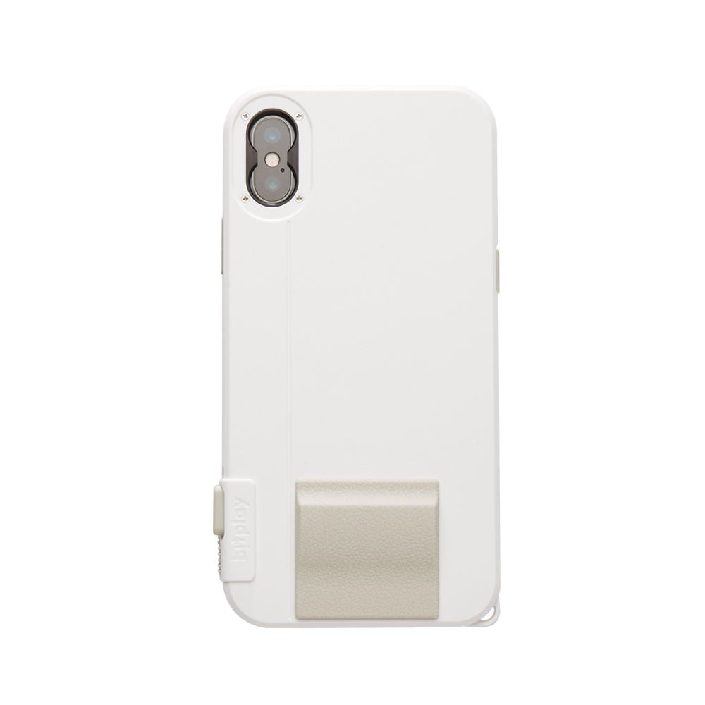 Bitplay Snap! X Series Case for iPhone X/Xs - Pure White