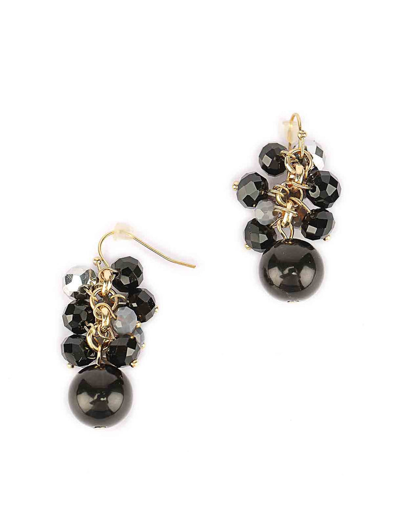 Black Neverland Earrings