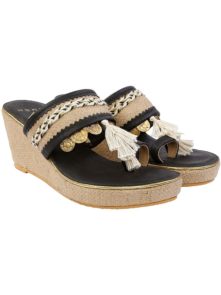 Black Nomads Wedges