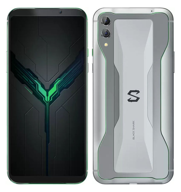 Xiaomi Black Shark 2 - Gaming 256GB 12GB FROZEN SILVER