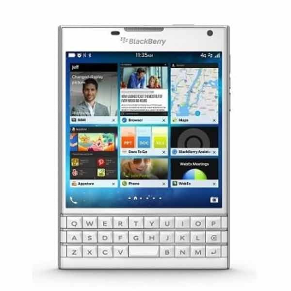 BlackBerry Passport - White