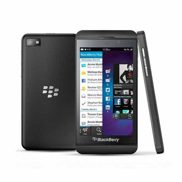 BlackBerry Z10 - 16GB 2GB Black