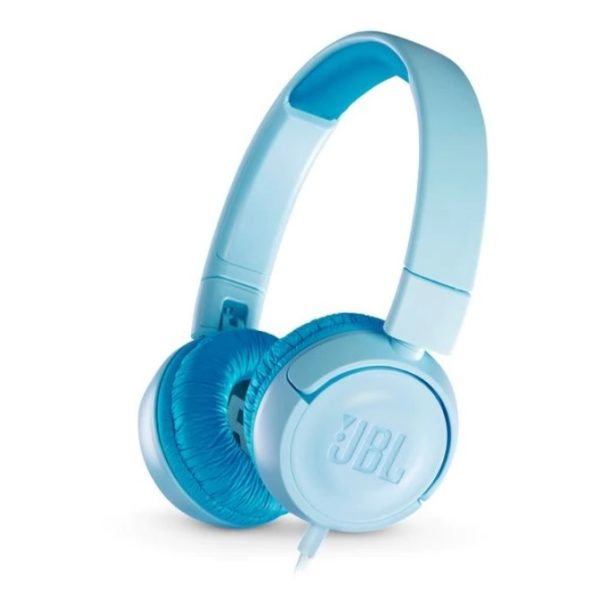 JBL Kids On Ear headphones Blue JR300