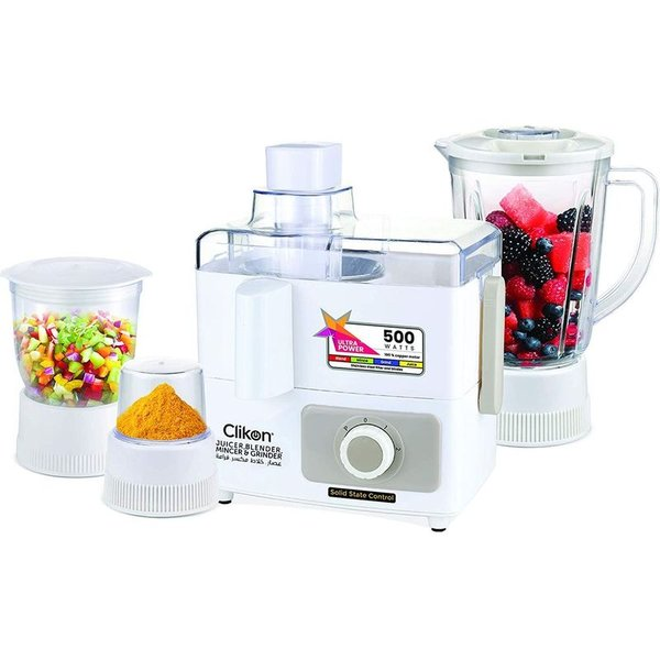Clikon 4 In 1 Blender CK1501