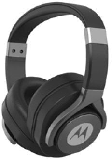 Motorola MPMAXA Pulse Max Series Wired Headset Black