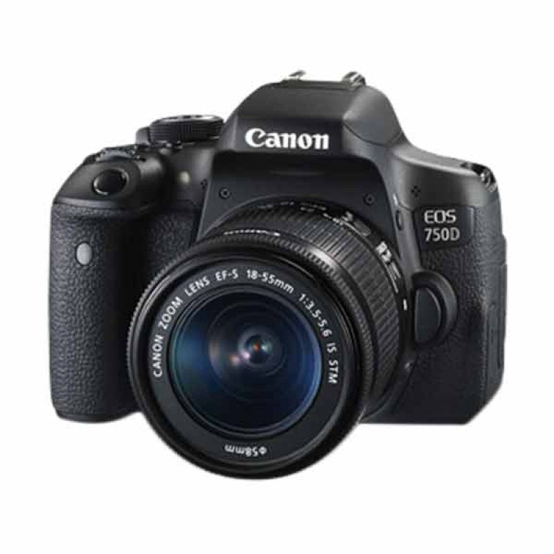 Canon EOS 750D Kit _18-55mm STM
